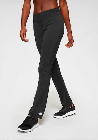 adidas Performance Jazzpants »BRUSHED BOOTCUT« kaufen