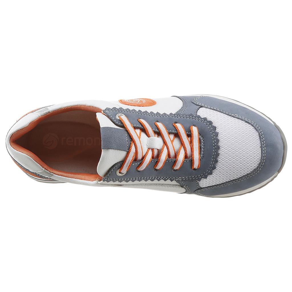 Remonte Sneaker, mit Wechselfußbett