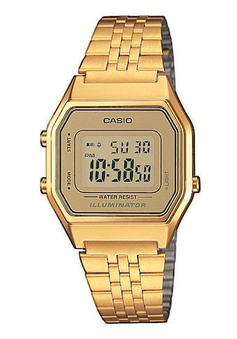 CASIO VINTAGE Chronograph »LA680WEGA-9ER« kaufen
