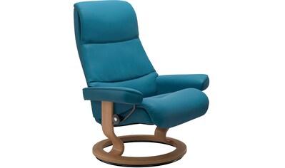 Stressless® Relaxsessel »View«, mit Classic Base, Größe S,Gestell Eiche kaufen