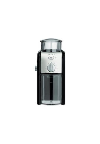 Krups Kaffeemühle »GVX242«, 110 W, Schlagmahlwerk, 200 g Bohnenbehälter kaufen