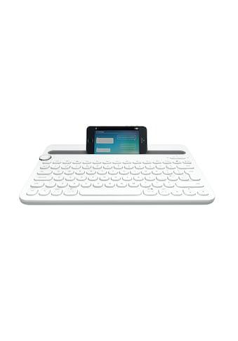 Logitech K480 BT MultiDevice Keyb. white(DE) kaufen