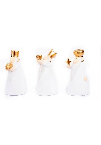 VALENTINO Wohnideen Krippenfigur »Heilige 3 Könige« (Set, 3 Stück) kaufen