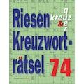 Buch »Riesen-Kreuzworträtsel 74 (5 Exemplare à 2,99 EUR) / Eberhard Krüger«