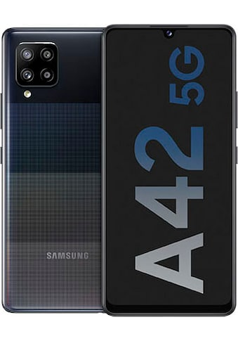 """Samsung Smartphone »Galaxy A42«, (16,76 cm/6,6 """", 128 GB Speicherplatz, 48 MP Kamera) kaufen"""