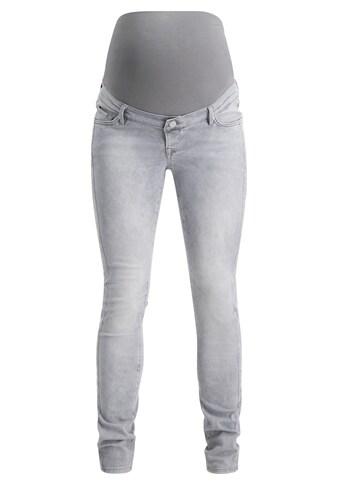 Noppies Skinny Umstandsjeans »Avi Aged Grey« kaufen