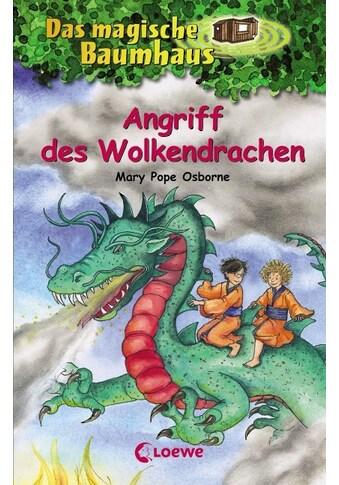 Buch »Das magische Baumhaus 35 - Angriff des Wolkendrachen / Mary Pope Osborne, Petra... kaufen