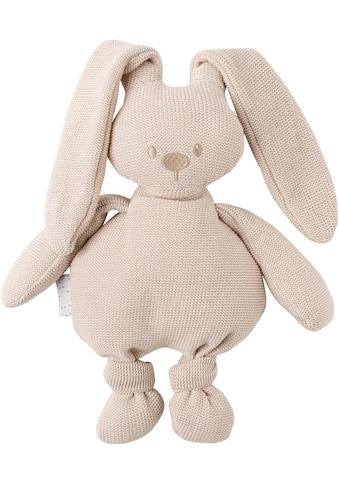 Nattou Kuscheltier »lapidou cuddly cotton Hase, beige« kaufen