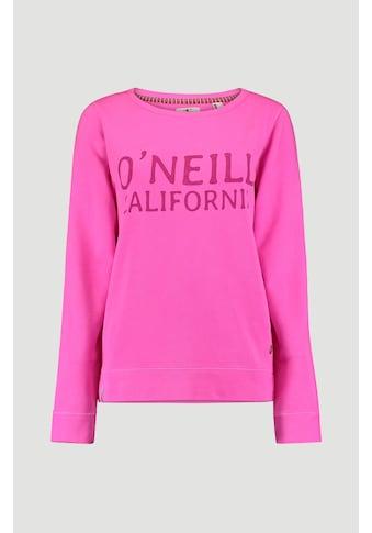 """O'Neill Sweatshirt »""""Havasu""""«, mit Rundhalsausschnitt kaufen"""