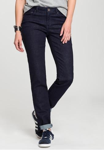 H.I.S Slim-fit-Jeans »Regular-Waist«, Nachhaltige, wassersparende Produktion durch... kaufen