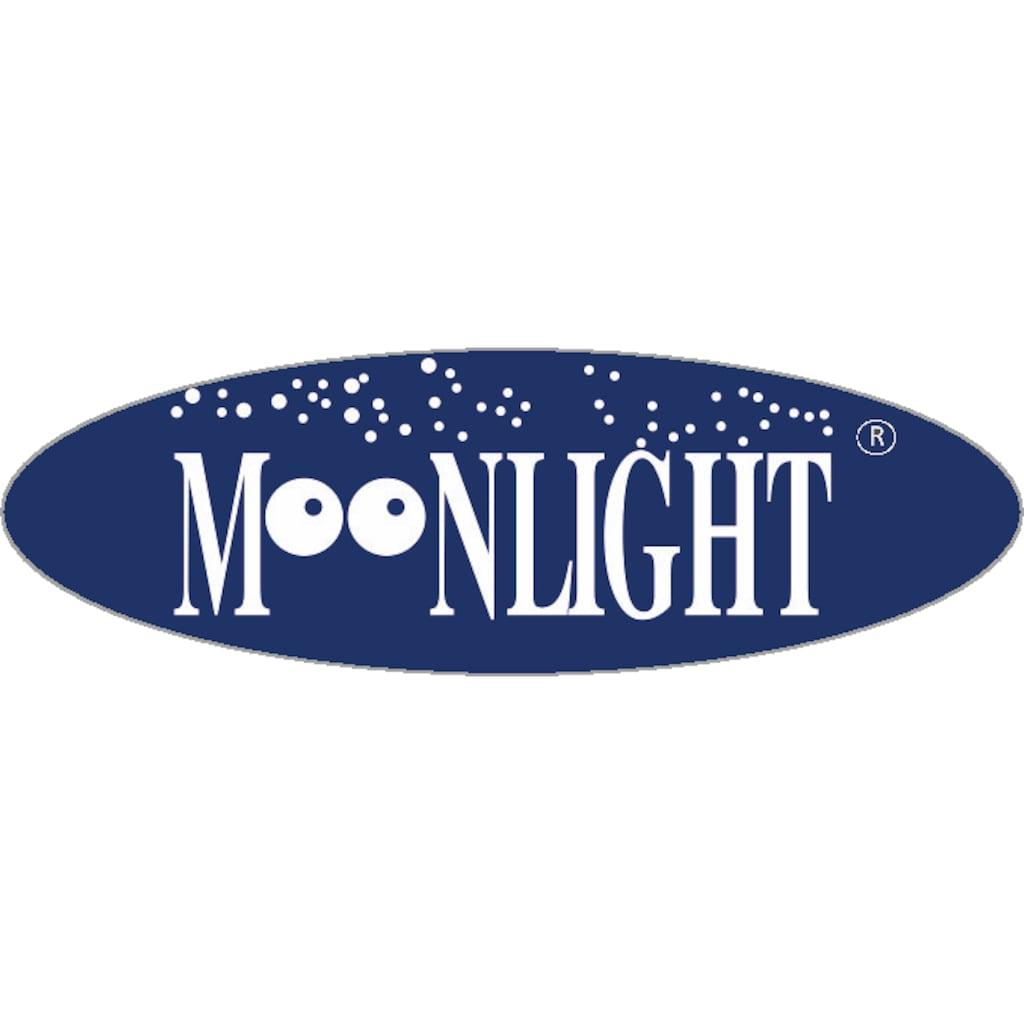 MOONLIGHT Bettwäsche »Alessio, Soft-Seersucker«