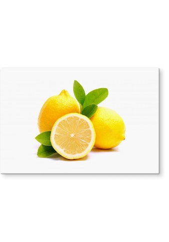 Wall-Art Küchenrückwand »Spritzschutz Lemons Zitrone« kaufen