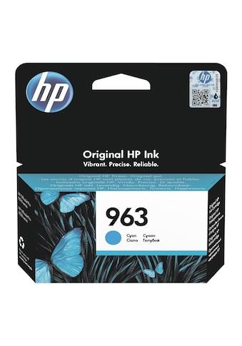 HP Tintenpatrone HP 963 cyan kaufen