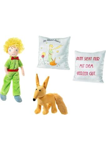 """Heunec® Plüschfigur """"Der kleine Prinz"""", (4 Stück) kaufen"""