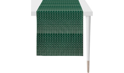 APELT Tischläufer »1308 Loft Style, Jacquard«, Fleckschutz kaufen