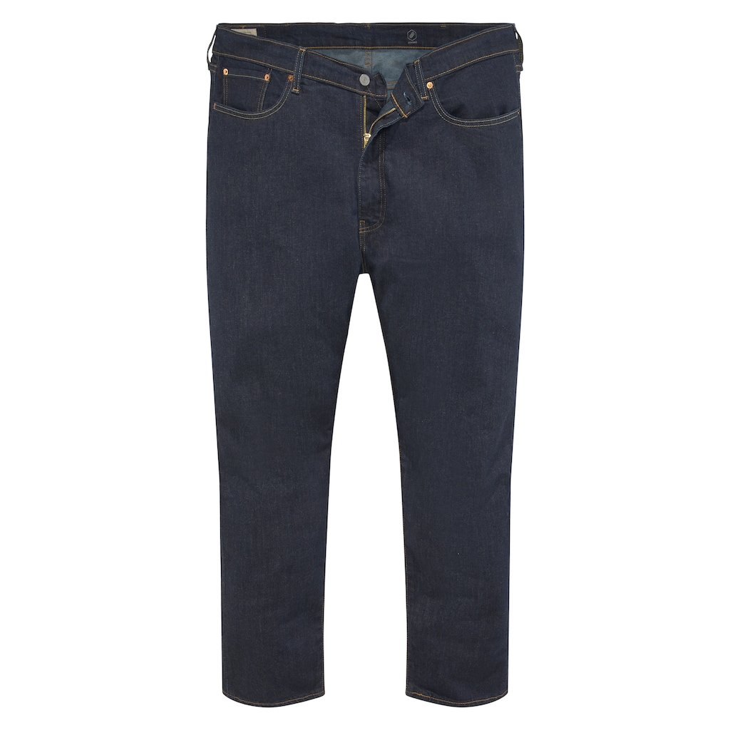 Levi's® Plus Tapered-fit-Jeans »512«, in authentischer Waschung