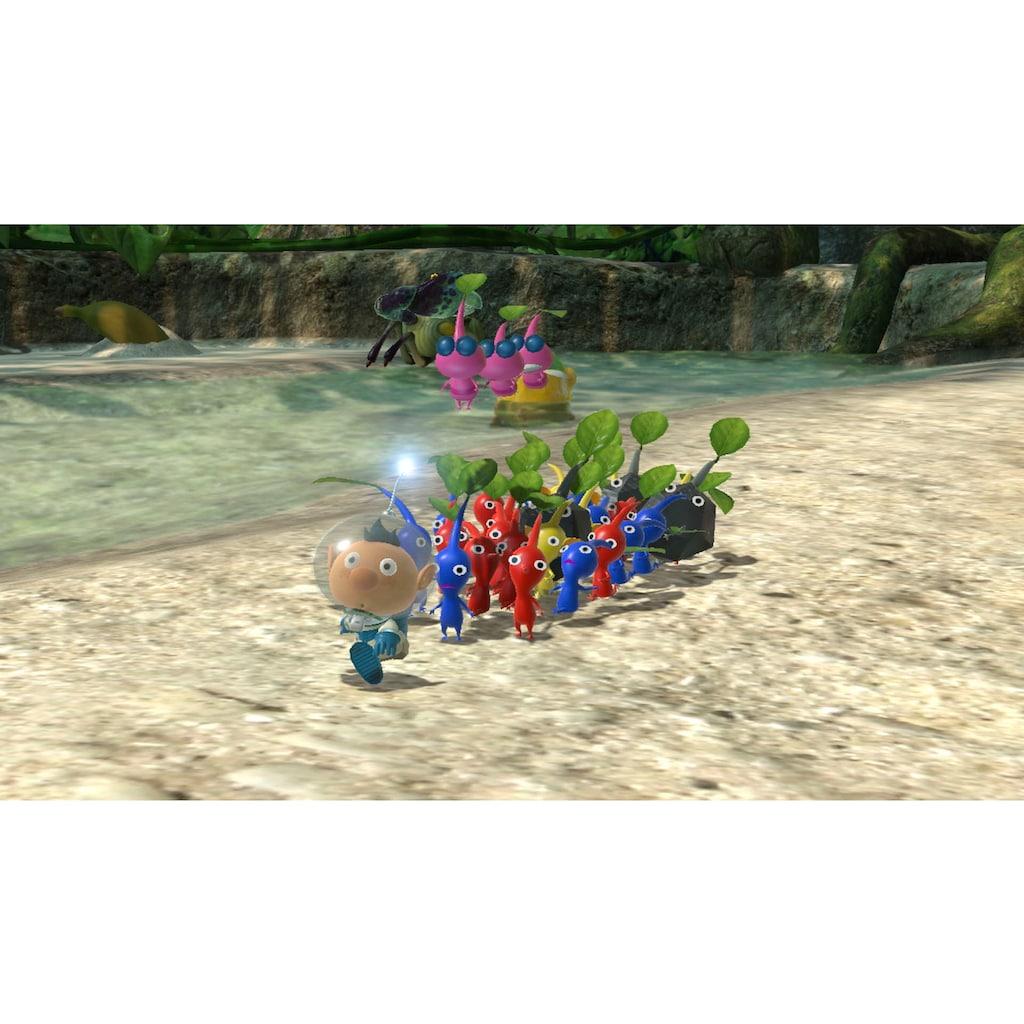 Nintendo Switch Spiel »Pikmin 3 Deluxe«, Nintendo Switch