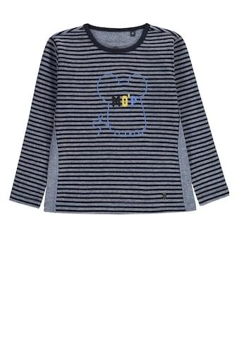 Marc O'Polo Junior Gestreiftes Langarmshirt kaufen