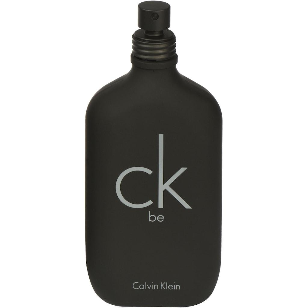 Calvin Klein Eau de Toilette »Be«