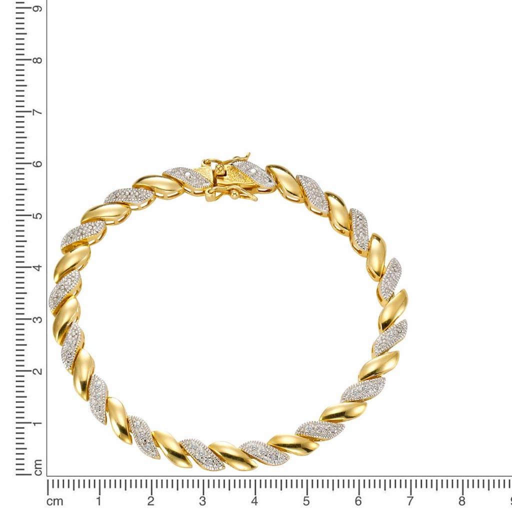 Firetti Armband, mit Diamanten