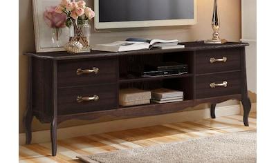 Home affaire Lowboard »Lebo«, Fernsehtisch Breite: 155 cm kaufen