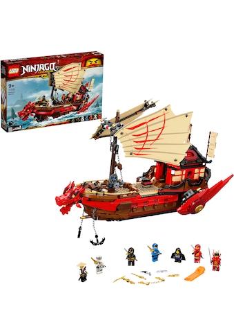 LEGO® Konstruktionsspielsteine »Ninja-Flugsegler (71705), LEGO® NINJAGO®«, (1781 St.),... kaufen