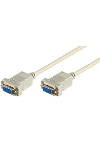 Goobay D-SUB 9 pin Anschlusskabel kaufen