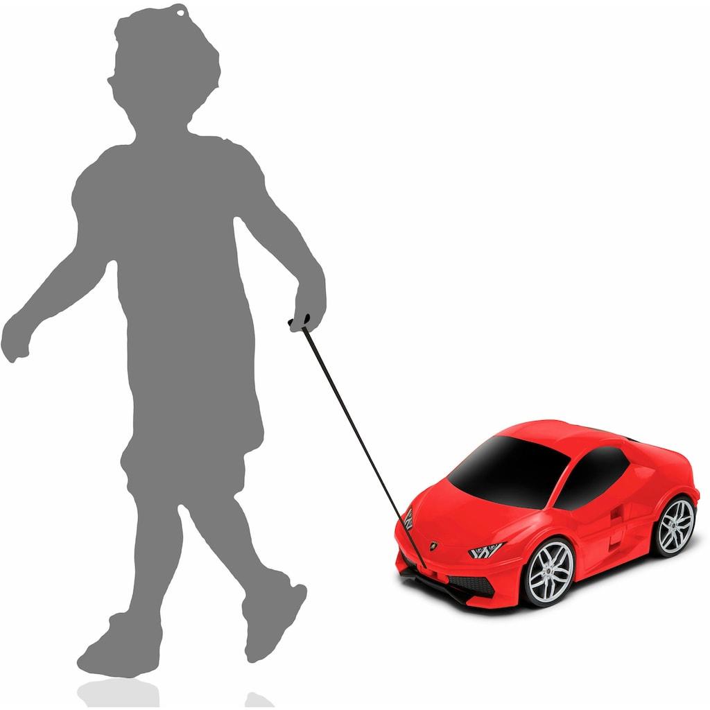 Packenger Hartschalen-Trolley »Lamborghini«, 4 Rollen