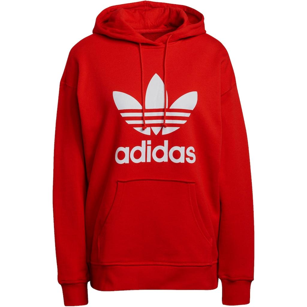 adidas Originals Sweatshirt »ADIDAS ADICOLOR TREFOIL HOODIE«