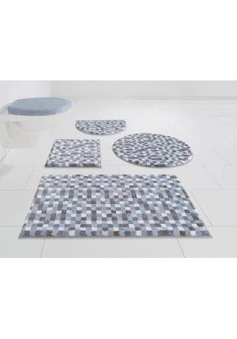 my home Badematte »Tita«, Höhe 16 mm, Besonders weich durch Microfaser kaufen
