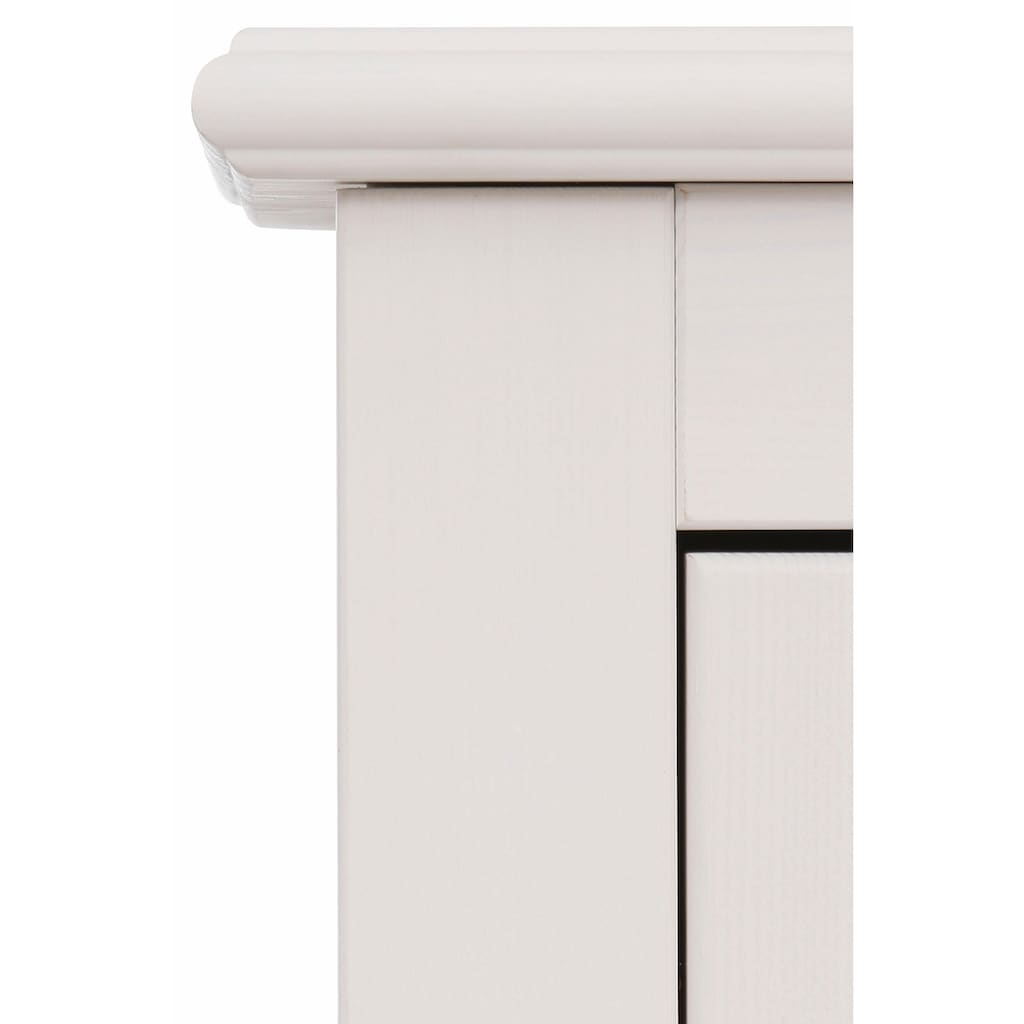 Home affaire Kommode »Rauna«, Breite 118 cm, aus massiver Kiefer