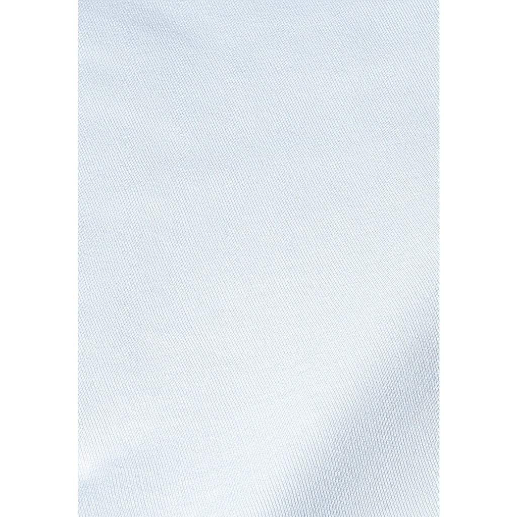 Clipper Exclusive Unterhemd, (6 St.), in Feinripp-Qualität