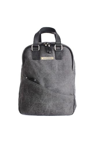 Margelisch Cityrucksack »Minu 1«, plastikfreier Rucksack aus fairer und nachhaltiger... kaufen