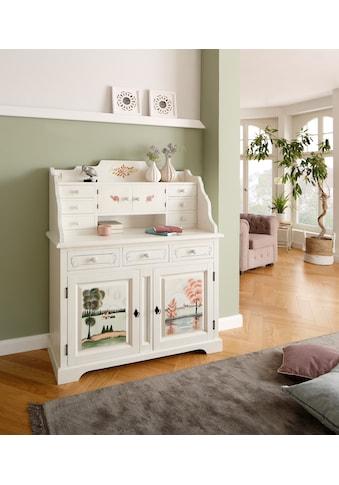 Premium collection by Home affaire Sekretär »Sophia«, aus schönem massivem... kaufen