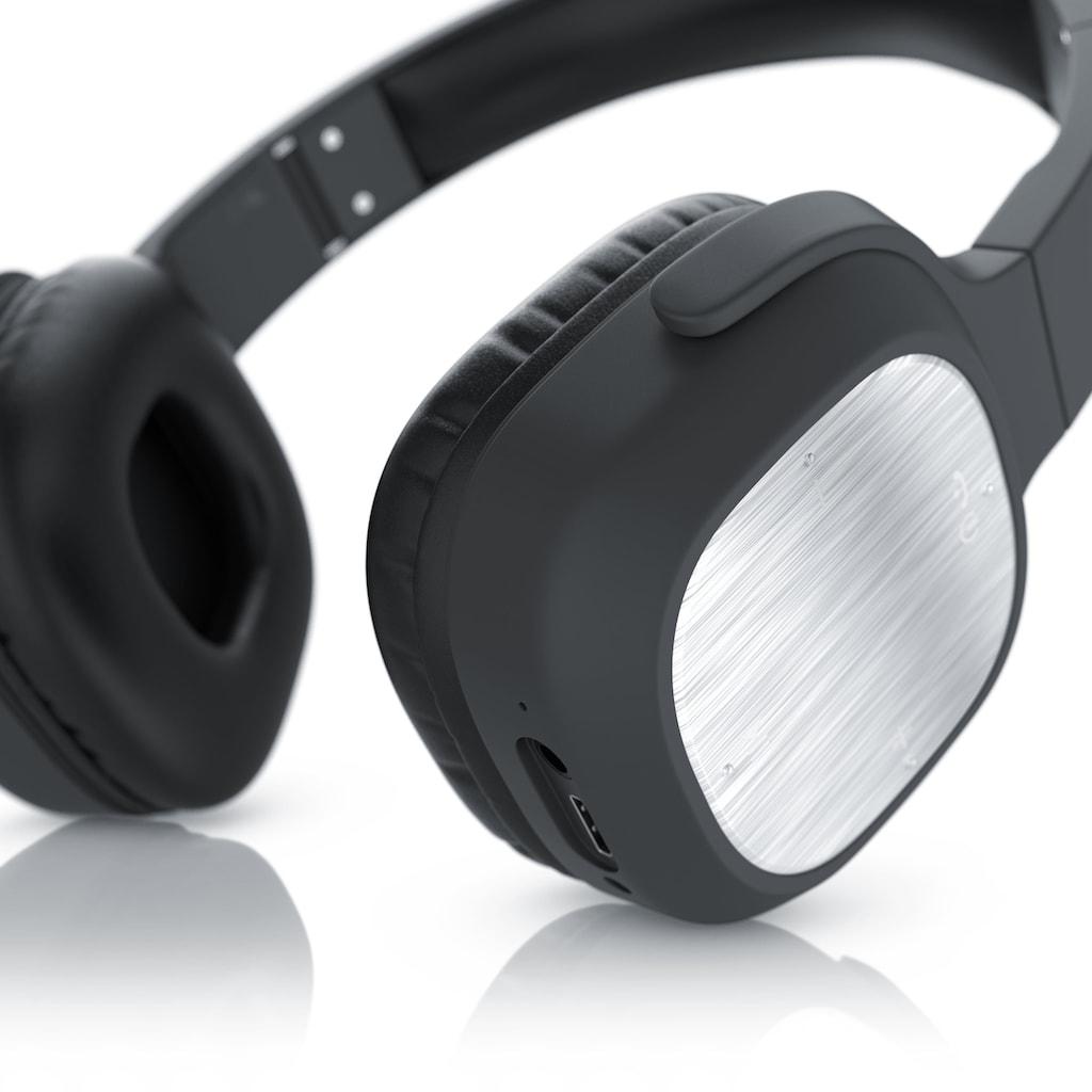 CSL 320er Bluetooth Alu Kopfhörer mit 40mm Treiber