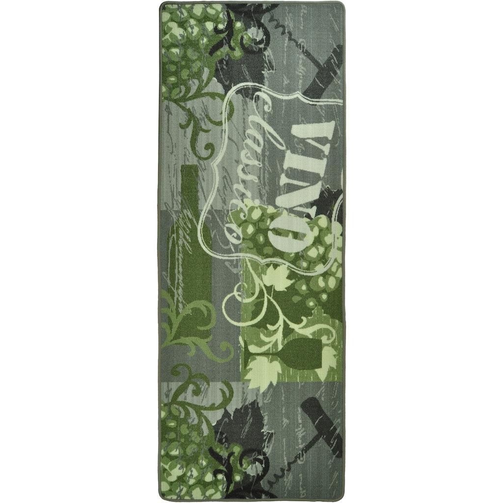 HANSE Home Küchenläufer »Vino Classico«, rechteckig, 8 mm Höhe