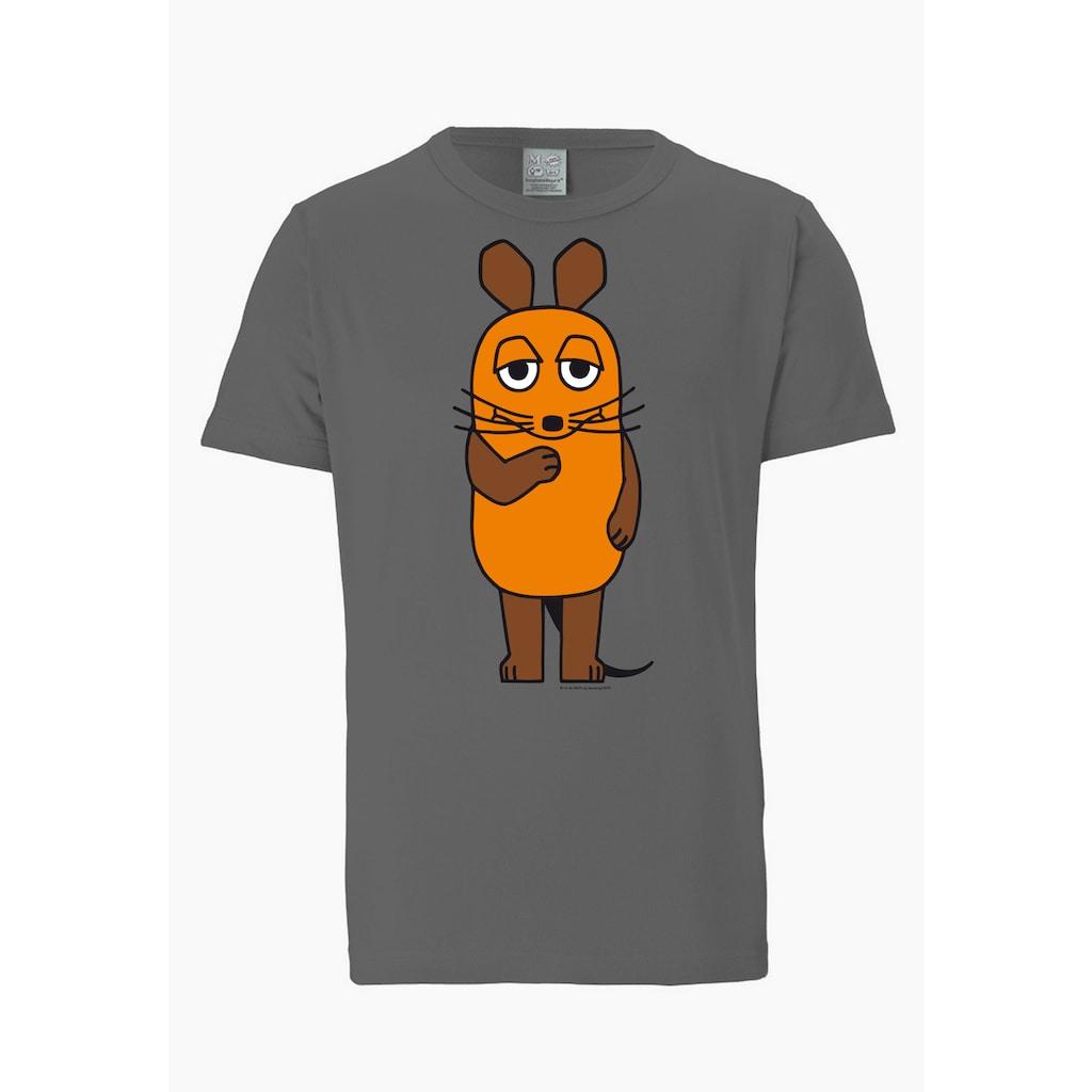 LOGOSHIRT T-Shirt mit Die Sendung mit der Maus-Print