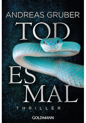 Buch »Todesmal / Andreas Gruber« kaufen