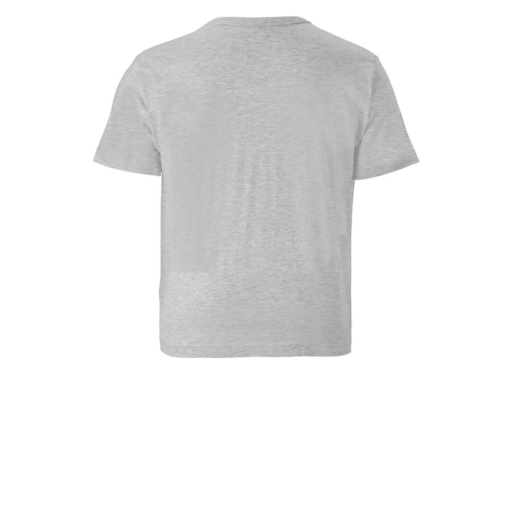 LOGOSHIRT T-Shirt »Marvel Comics Logo«, mit modernem Rundhalsausschnitt