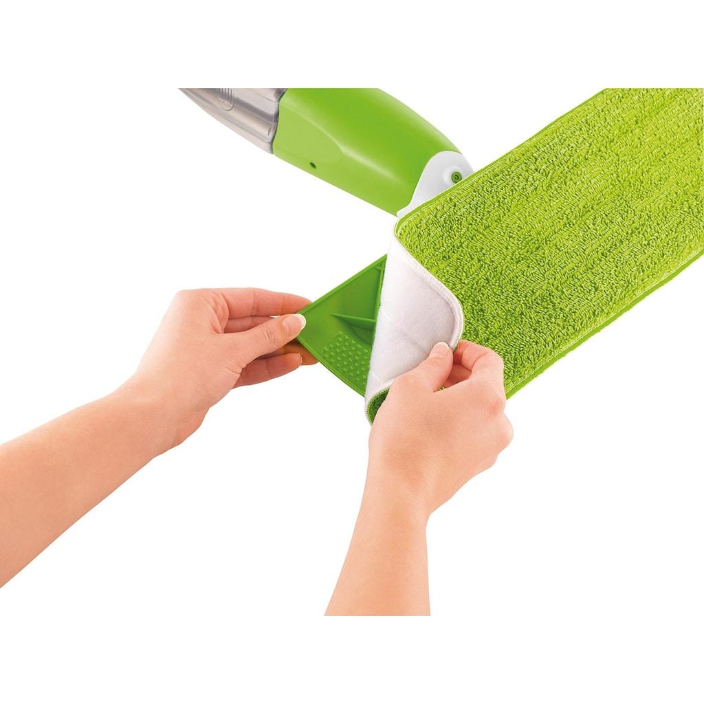 TV-Werbung Wischbezug »Mr. Maxx«, Mikrofaser, 13,5 cmx42,5 cm, Spray-Mop Ersatz-Set
