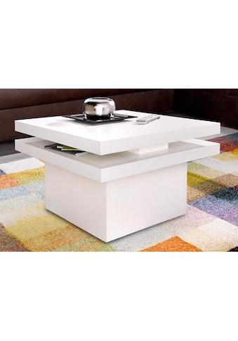 PRO Line Couchtisch, mit Funktion, drehbare Tischplatte kaufen