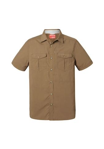 Craghoppers Kurzarmhemd »NosiLife Herren Adventure Kurzarm Reise Hemd« kaufen