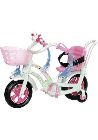 Baby Born Puppen Fahrzeug »Play & Fun Fahrrad« kaufen