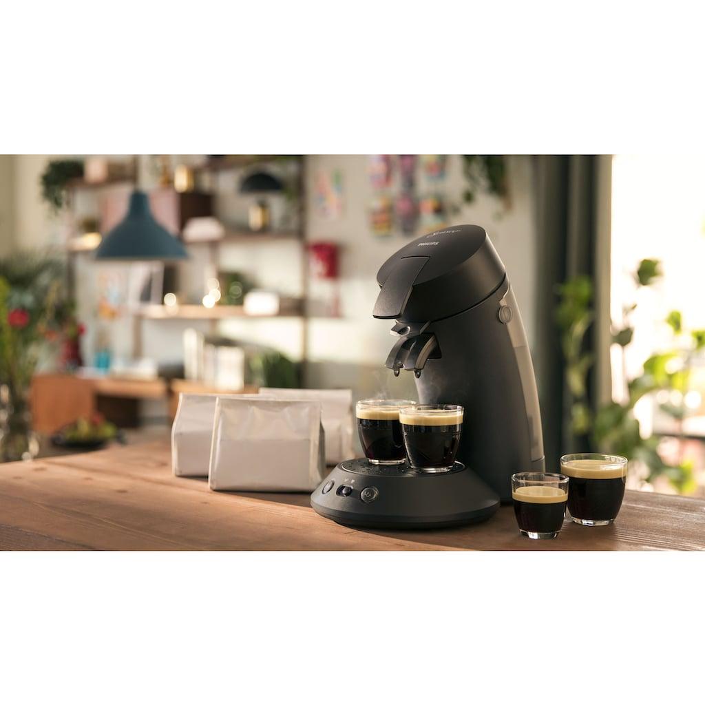 Senseo Kaffeepadmaschine »Original Plus CSA210/60«, inkl. Gratis-Zugaben im Wert von 5,- UVP