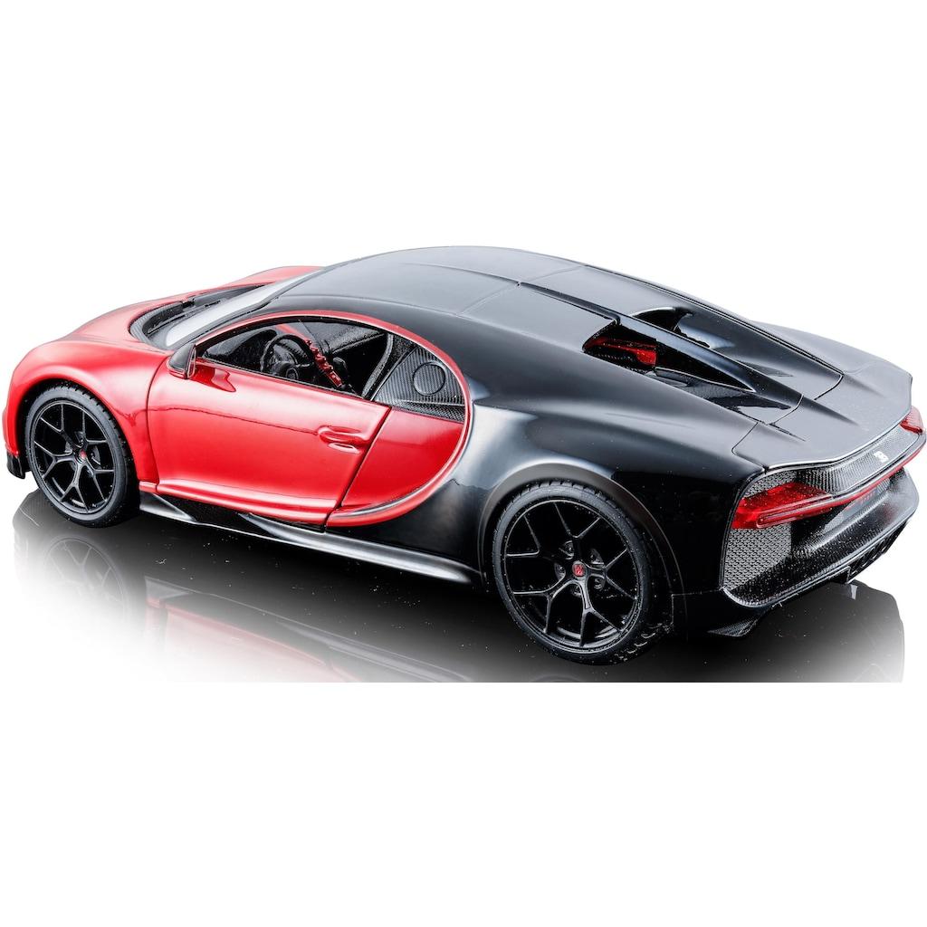 Maisto® Modellauto »Bugatti Chiron Sport, 1:24«, 1:24, Special Edition