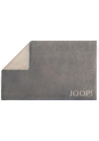 Badematte »Doubleface«, Joop!, Höhe 4 mm, fußbodenheizungsgeeignet beidseitig nutzbar kaufen