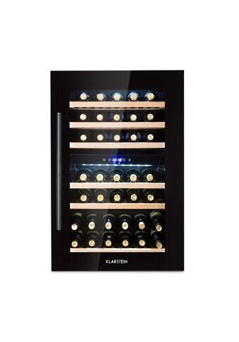 Klarstein Weinkühlschrank Einbaugerät , Beleuchtung, Innenraum, Glasfront »Vinsider35« kaufen