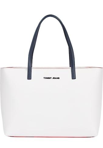 Tommy Jeans Shopper »Tote Bag«, mit Reißverschluss-Innenfach kaufen