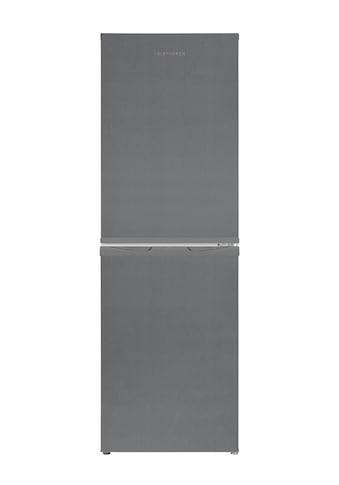 Telefunken Kühl - Gefrierkombination (148 Liter / silber) »KTFK271FS2« kaufen