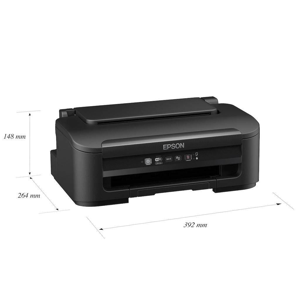 Epson Tintenstrahldrucker »WorkForce WF-2010W«